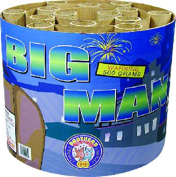 Multi Effects up to 500 grams - Pyro City Maine Fireworks Store