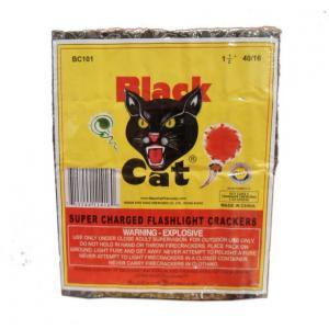 Black Cat Fireworks Roll