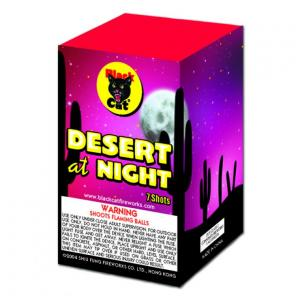 DESERT AT NIGHT 7's