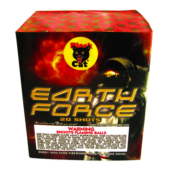 BC EARTH FORCE