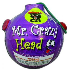 BC MR. CRAZY HEAD